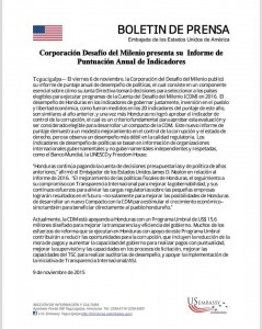 ICuenta Milenio 2016- comunicado
